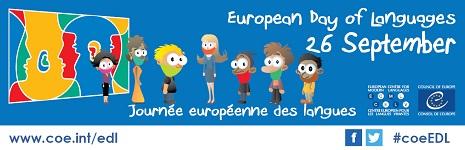 Europese Dag van de Talen 2020
