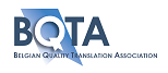 Belgian Quality Translation Association