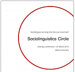Sociolinguistics Circle 2015